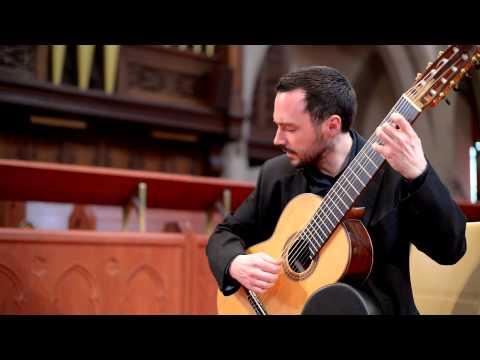 Бах Иоганн Себастьян - Allegro (Acoustic Guitar Version )
