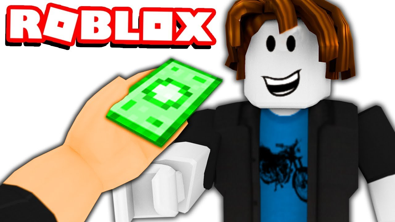WHEN NOOBS GET ROBUX
