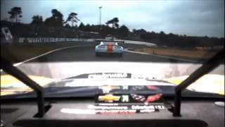 Crash Allan Simonsen Le Mans 2013 (3 Cams)