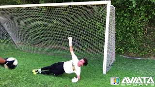 12 Core Strengthening Goalkeeping Exercises | Aviata Sports TV