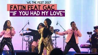 download lagu Fatin - If You Had My Love Cover gratis