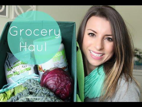 Healthy Grocery Haul | My Essentials