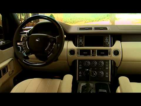 New 2010 Range Rover 5.0 V8 Promotional Video