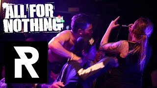 ALL FOR NOTHING - Push Through (Official Video)