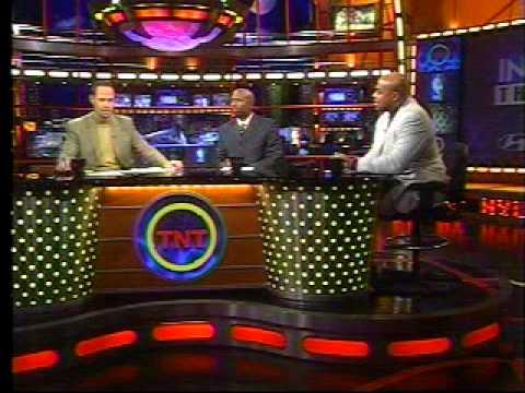 Inside the NBA 11.07.02 (P7) Barkley & Kenny's Yao Ming Bet