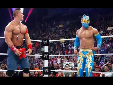 WWE SIN CARA THEME 