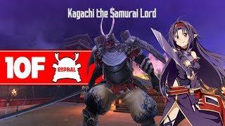 Derrotando Boss 10 - Sword Art Online Integral Factor