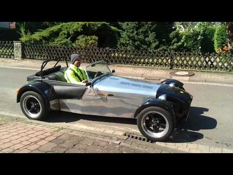 Caterham Super Seven - Lotus Seven