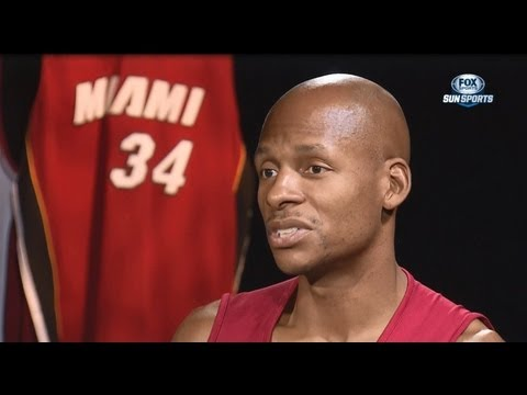 January 18, 2013 - Sunsports (3-4 of 4) - Inside the Heat: Ray Allen (Miami Heat Documentary)