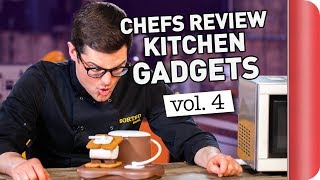 Chefs Review Kitchen Gadgets Vol. 4
