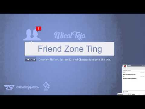 MicalTeja & Cherise Ransome   Friend Zone Ting '2016 Soca' Trinidad