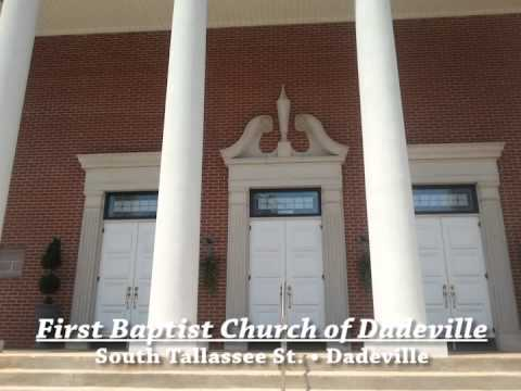 First Baptist Dadeville 082714
