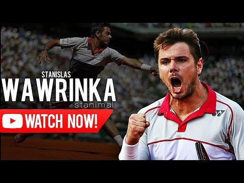 Stanislas Wawrinka - Stanimal ᴴᴰ