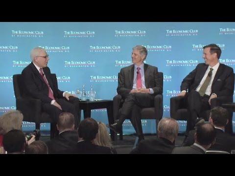 Chris Nassetta, CEO, Hilton Worldwide & Arne Sorenson, CEO, Marriott International, Inc.