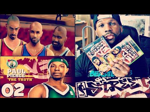 NBA Street Vol 3. Street Challenge Part 2 - The Demigod from 2K