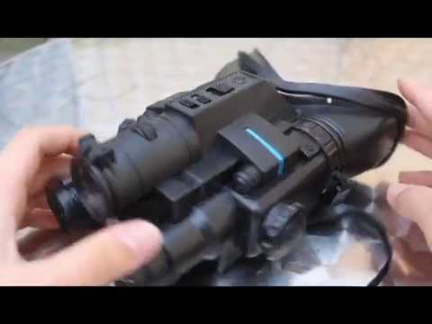 Spynet - NIGHT VISION GOGGLES - Review