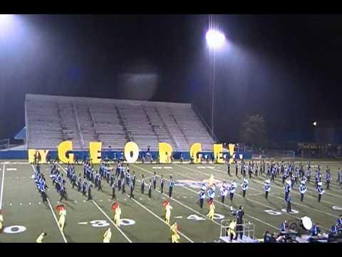George Walton High School Marching Raider Band