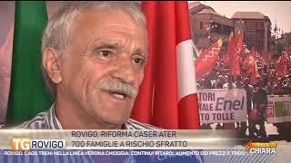 ROVIGO : PROBLEMA RIFORMA CASE ATER : 700 FAMIGLIE A RISCHIO SFRATTO