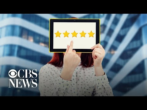 The growing problem of fake online reviews