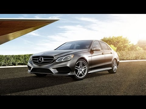 2014 Mercedes-Benz E-Class (E350) Start Up and Review 3.5 L V6
