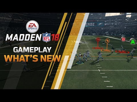 What S New In Madden Nfl 18