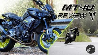 Yamaha MT10 review