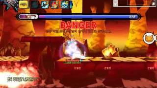 Elsword Shelling Guardian vs Hell Bone Dragon