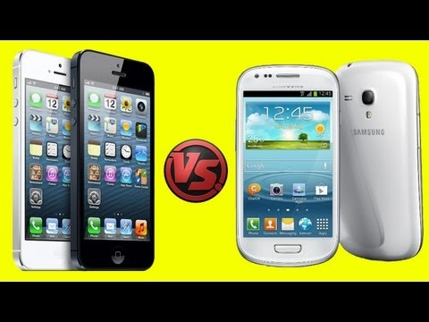 EPIC BATTLES: Samsung Galaxy S3 Mini vs iPhone 4S