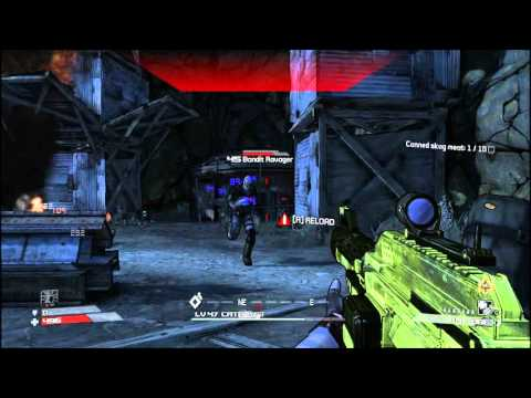 Borderlands part 39: Collecting canned food