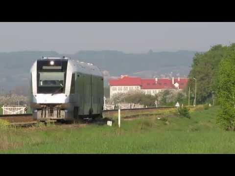 Pociągi REGIO na Roztoczu - Majówka 2014