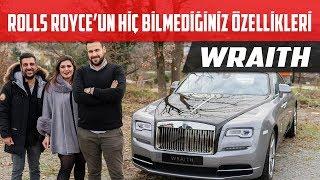 Rolls Royce'un Hiç Bilmediğiniz Özellikleri | Wraith