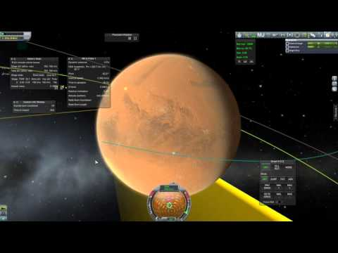 RP-0: America 31 - Hello and Goodbye, Mars