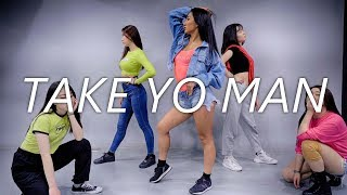 City Girls - Take Yo Man (Quality Control Music)  | KYME choreography