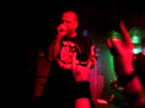Exodus Nottingham 2010 Bonded By Blood (Bay area thrash)
