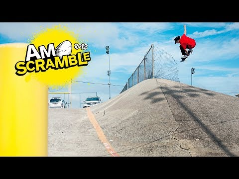 Rough Cut Am Scramble 2018 Fabiana Delfino and Tanner Van Vark