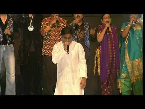Sydney 2010 AR Rahman Concert   final speech JaiHo & Vandemataram...