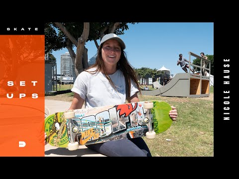 Nicole Hause First Place Winning Skate Gear