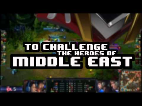 Esme League Of Legends Tournament 5000$ +40000 Rp - Bahrain video