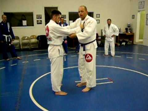 BJJ Techniques: Deashi Harai Foot Sweep Image 1
