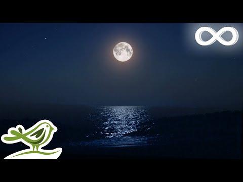 Deep Sleep : Ocean Waves Fall Asleep Fast Relaxing  Sleeping  ★138
