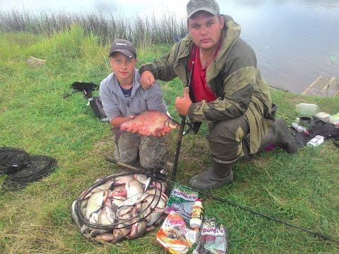 рыбалка на острове уходово