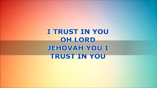 JONATHAN NELSON-I BELIEVE  (Lyrics)