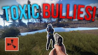TOXIC BULLIES GET INSTANT KARMA! | Rust Solo Survival S3 | #6