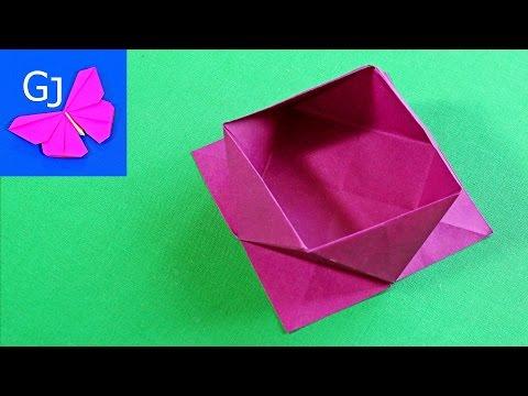 Видеоурок оригами