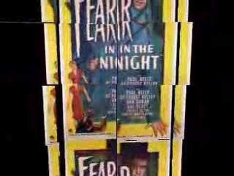 Thrillers & film noir movie posters 11
