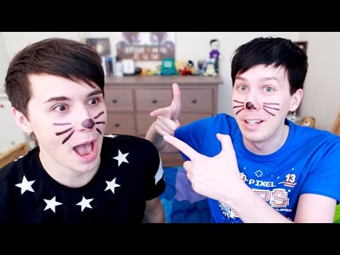 some bloopers from phil is not on fire 6