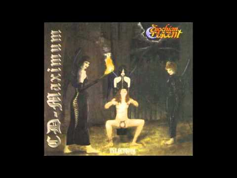 Enochian Crescent - Black Flame Of Satan Burning