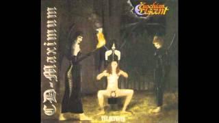 Watch Enochian Crescent Black Flame Of Satan Burning video