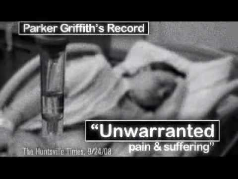 "NRCC Attack Ad Against Parker Griffith - ""What Kind of Man"""