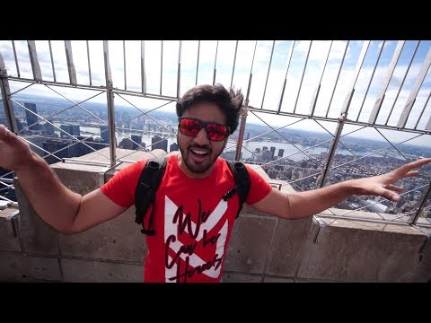 ON THE TOP OF EMPIRE STATE thumbnail